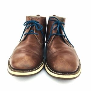 16c3236c966 Lacoste Millard Chukka 2 Leather Boots Sneakers